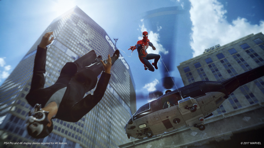 Spider-Man PS4 PlayStation 4 1