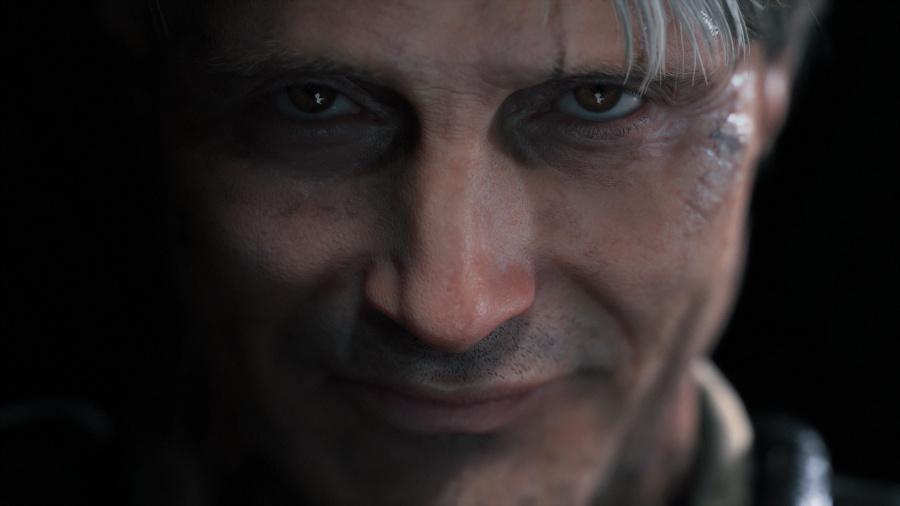 Death Stranding PS4 E3 2017 PlayStation 4 1