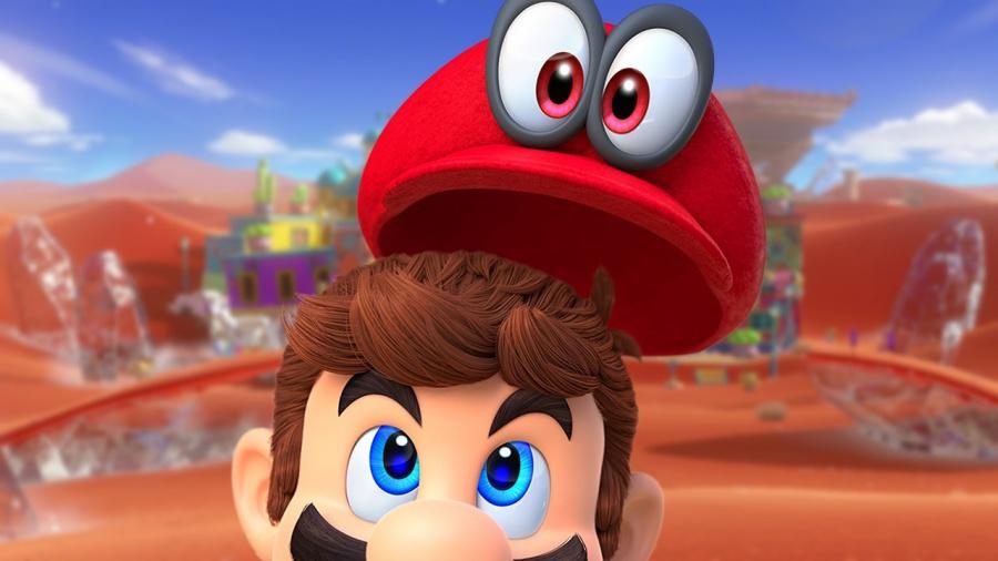 Super Mario Odyssey PS4 PlayStation 4 1