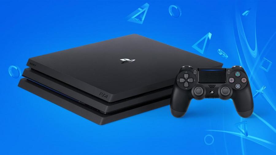 PS4 PlayStation 4 Pro Sony 1