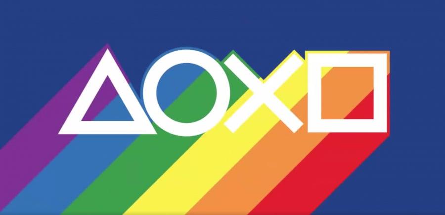 PlayStation UK LGBT London Pride Sony 1
