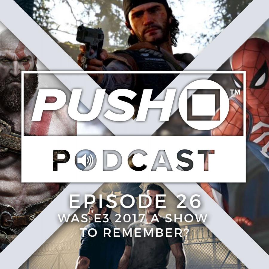 Push Square Podcast Episode 26