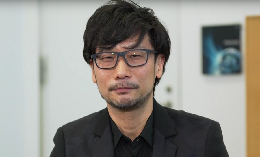 Hideo Kojima PS4 PlayStation 4 1