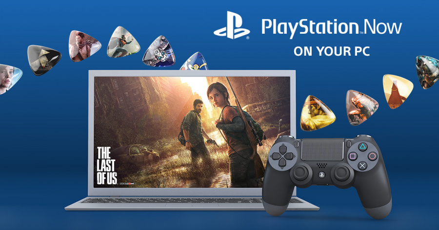 PlayStation Now PS4 PlayStation 4 1