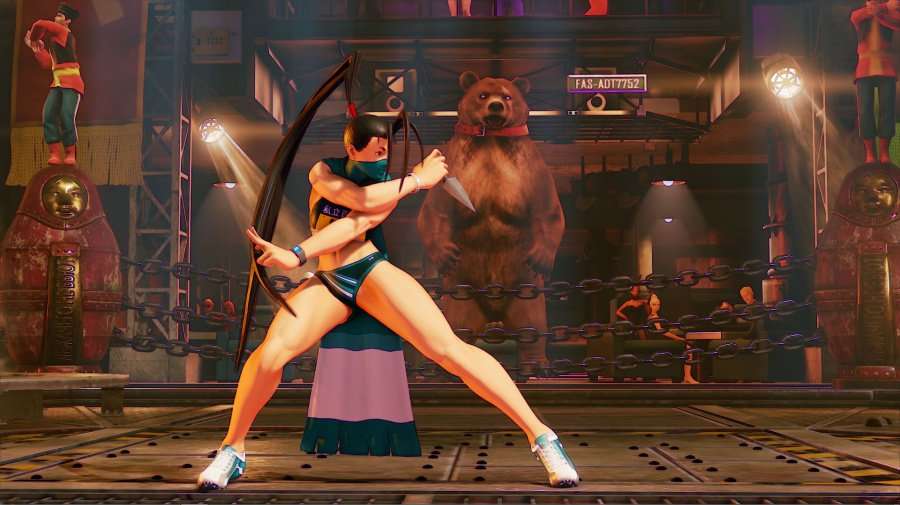 Street Fighter 5 PS4 PlayStation 4 1
