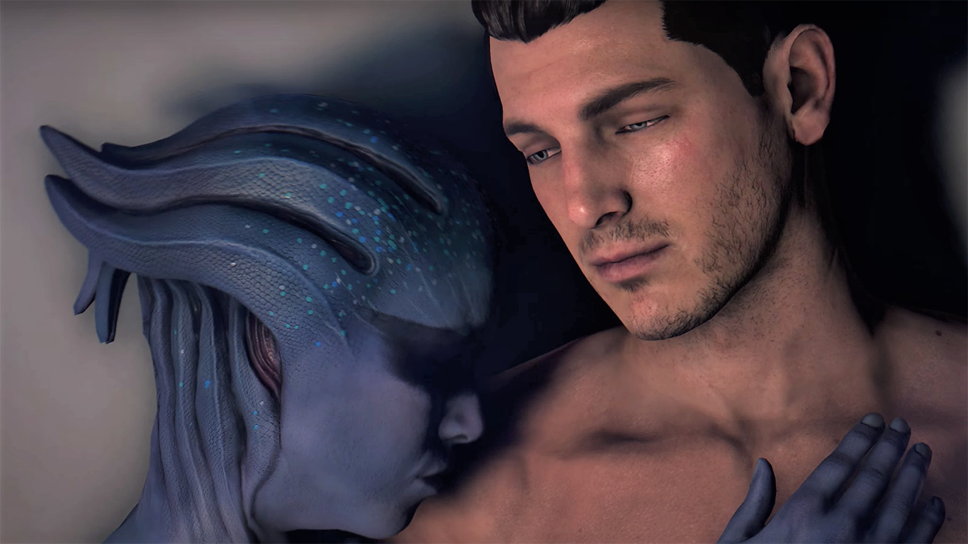 EA's Patrick Söderlund Talks About the Future of Mass Effect