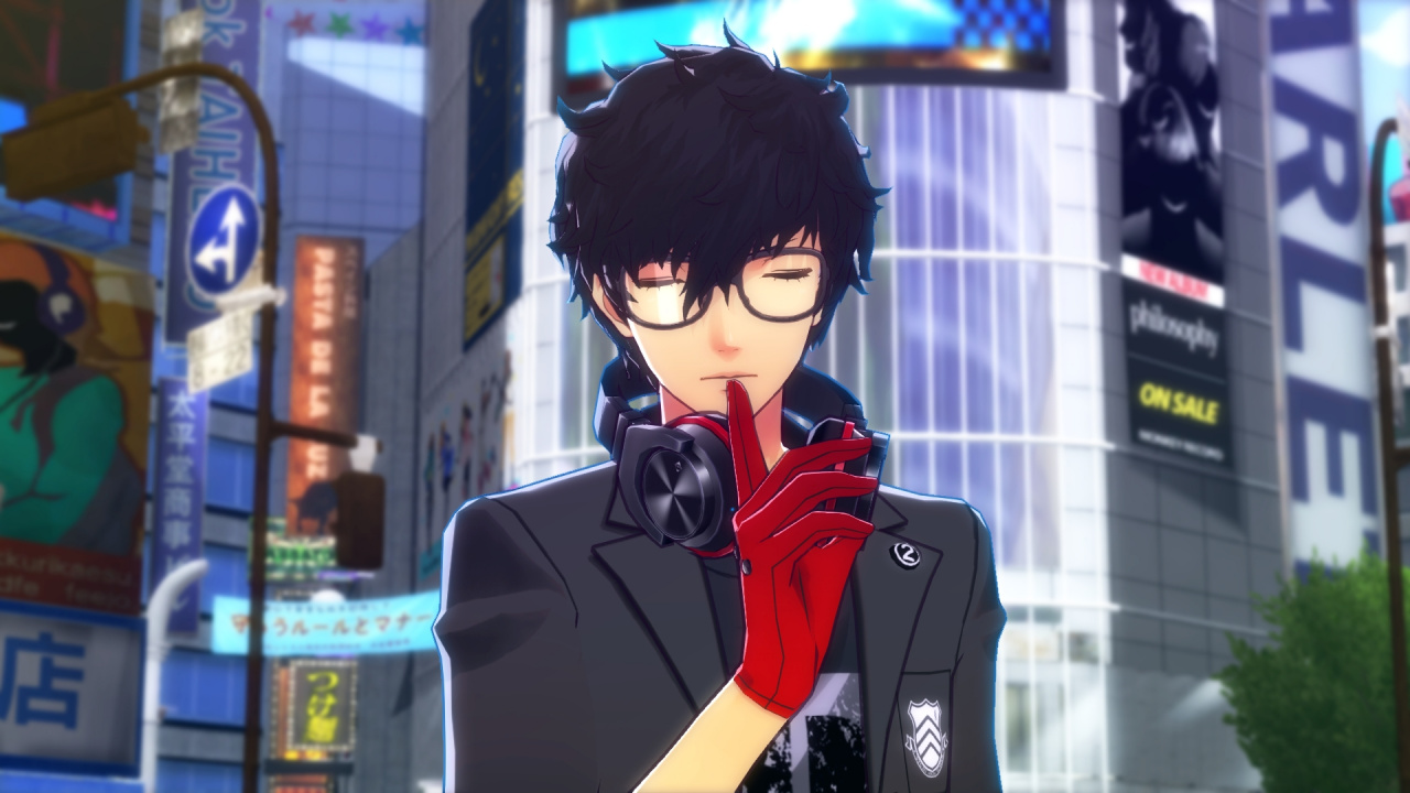 how to get the persona 5 threme for your ps4