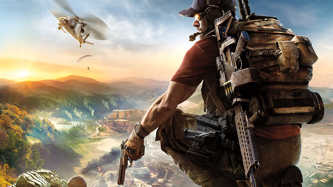 Ghost Recon: Wildlands Has a Free 5 Hour Demo Out Right Now