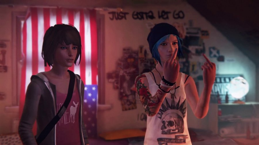 Life Is Strange Before the Storm PS4 PlayStation 4 1