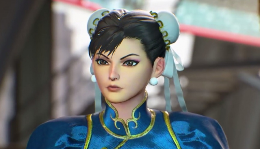 Chun Li Marvel vs Capcom Infinite