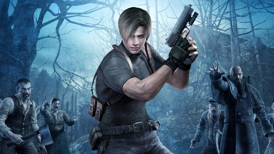 Resident Evil 4 PS4 Flash Sale 1