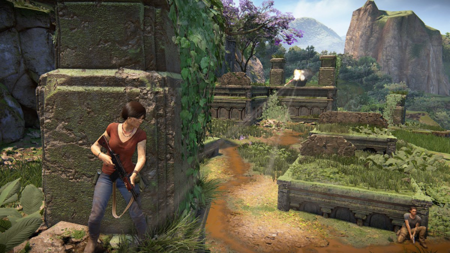 Uncharted The Lost Legacy PS4 PlayStation 4 4