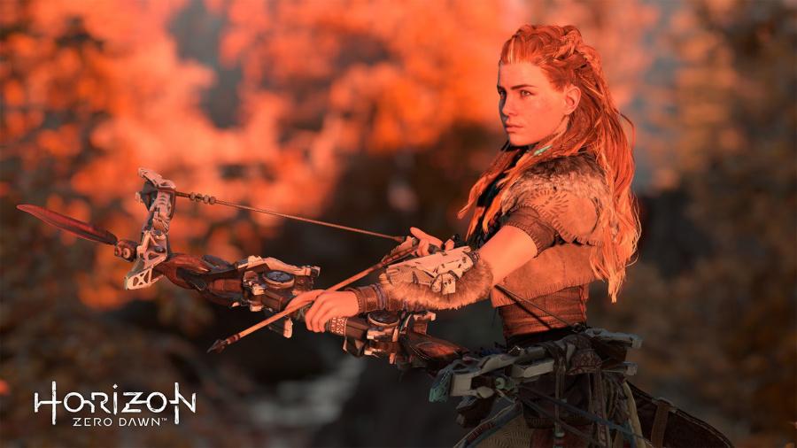 Horizon Zero Dawn PS4 PlayStation 4