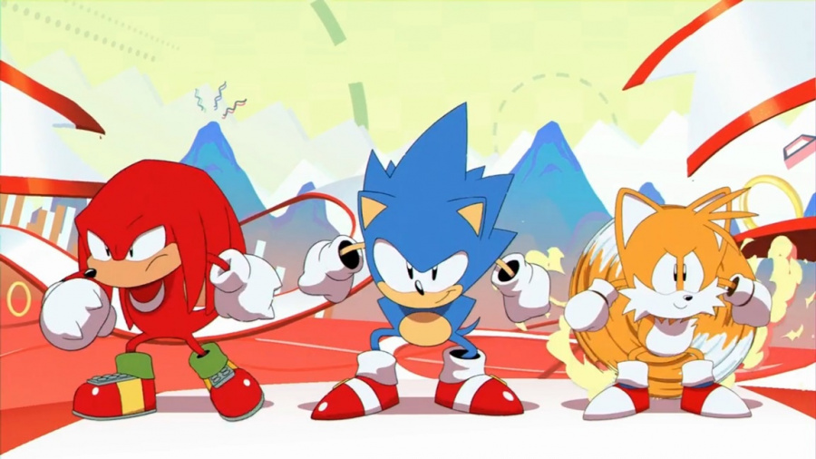 Sonic Mania PS4 PLayStation 4 1