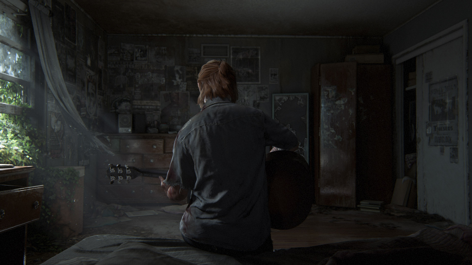 Dayz Karte Ps4.The Last Of Us Part Ii Appears To Be Set In Seattle Push