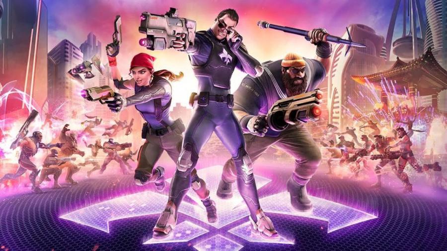 Agents of Mayhem PS4 PlayStation 4 1