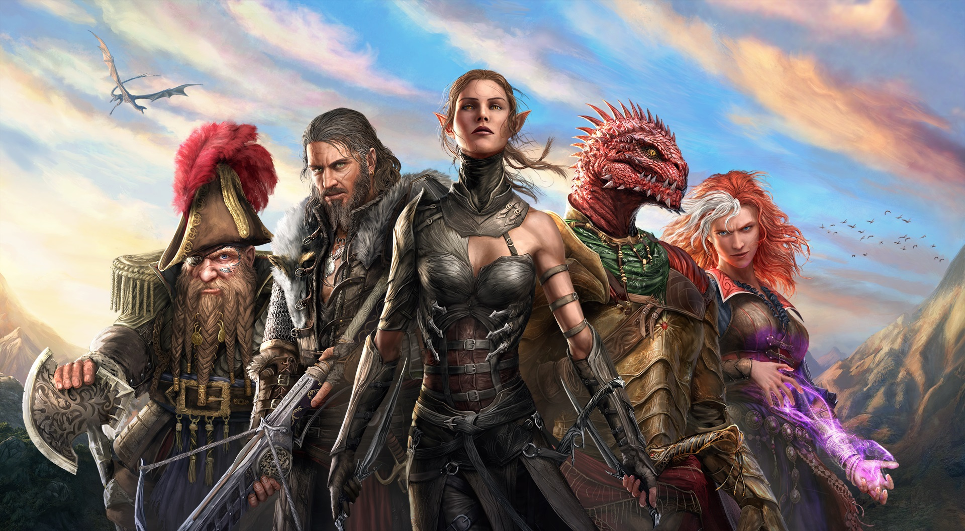 Now out of Early Access, Divinity: Original Sin 2 nears 500k sold
