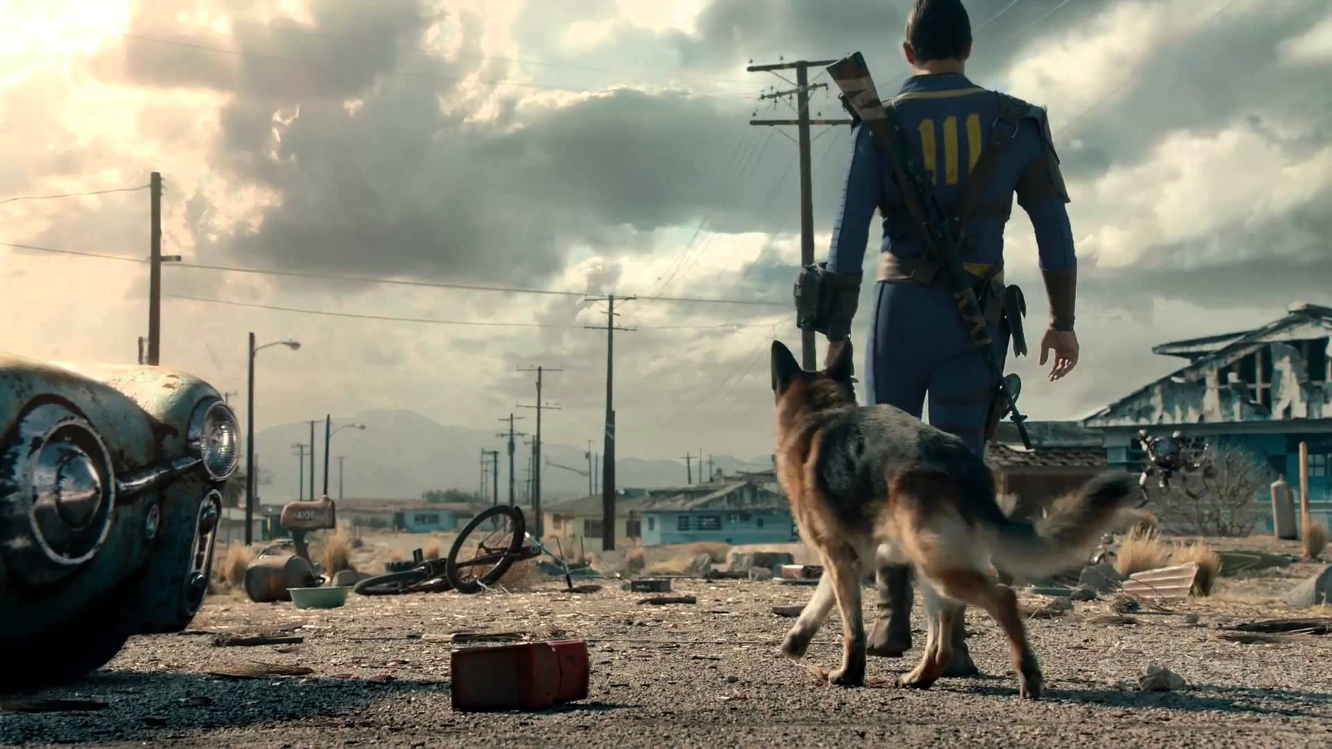 Fallout 4 Game of the Year Edition Wanders onto PS4 Today - Push Square