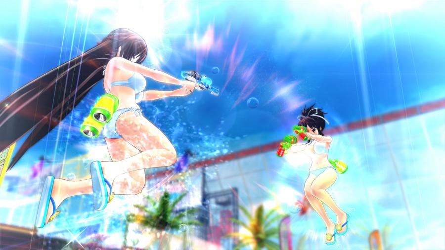 Senran Kagura Peach Beach Splash 4