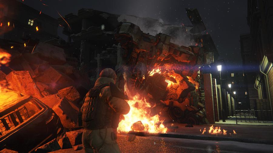 Left Alive PS4 PlayStation 4 2