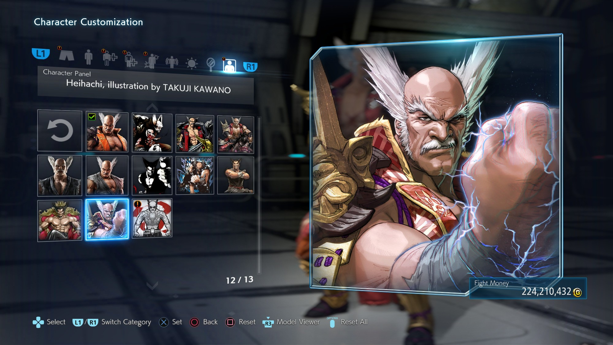 Tekken 7 S Free Character Panel Pack Is Out Now On Ps4 Push Square