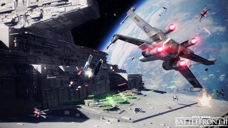 Star Wars Battlefront 2 PS4 PlayStation 4 2