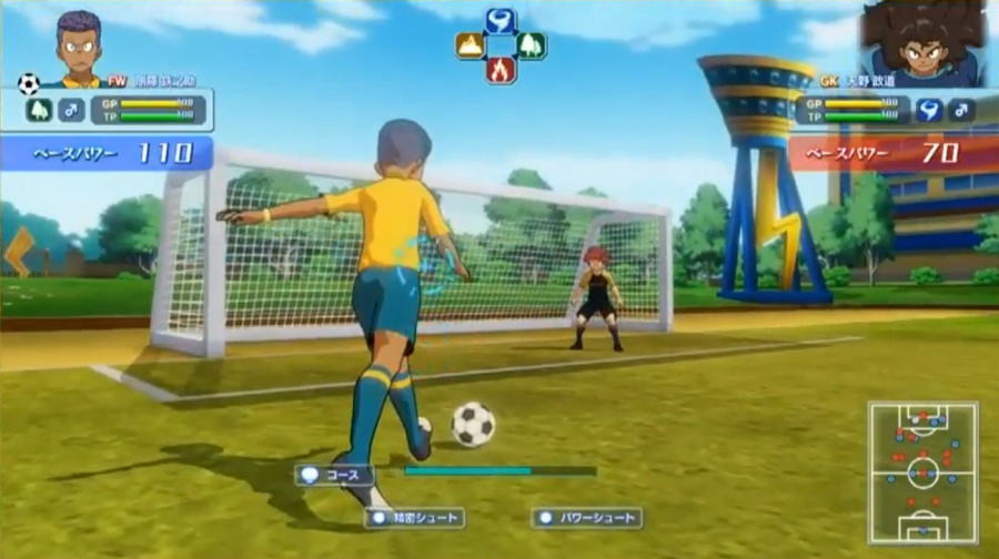 Inazuma Eleven Ares PS4 PlayStation 4 1