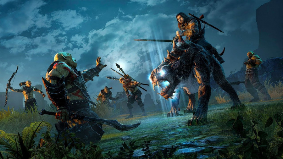Middle Earth Shadow of War PlayStation Store UK 1