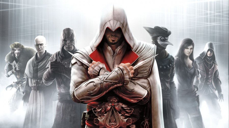 Best Assassin's Creed Games AC Brotherhood