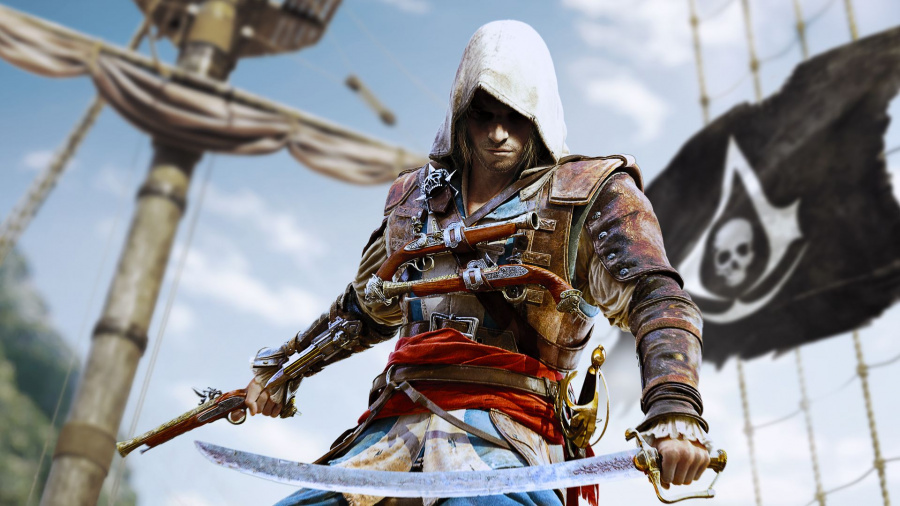 Best Assassin's Creed Games AC Black Flag
