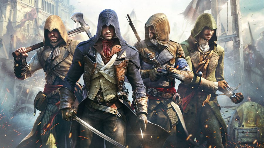Best Assassin's Creed Games AC Unity