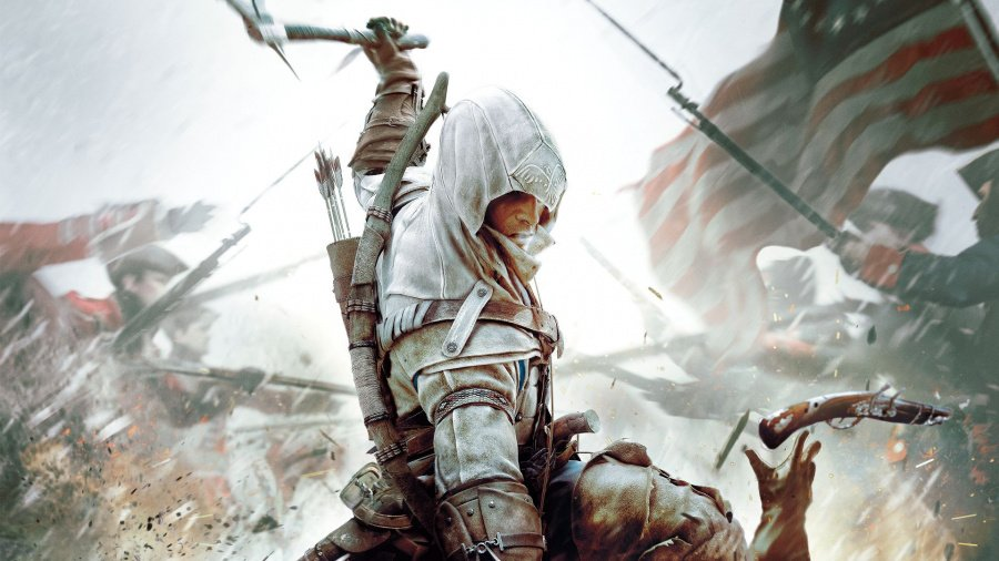 Best Assassin's Creed Games AC 3 III