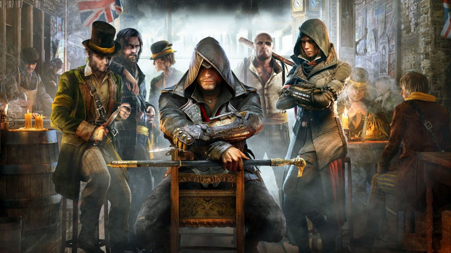 Best Assassin's Creed Games AC Syndicate