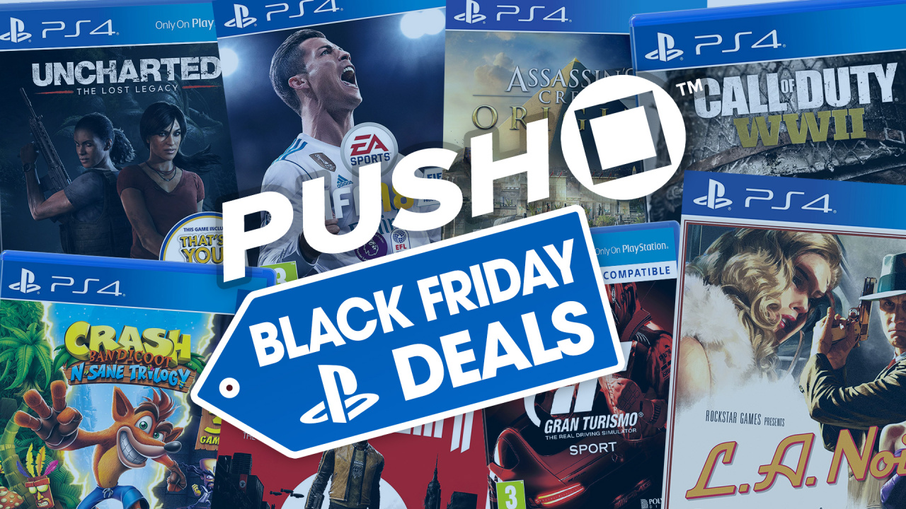 best black friday 2017 ps4 games deals fifa uncharted more guide push square. Black Bedroom Furniture Sets. Home Design Ideas