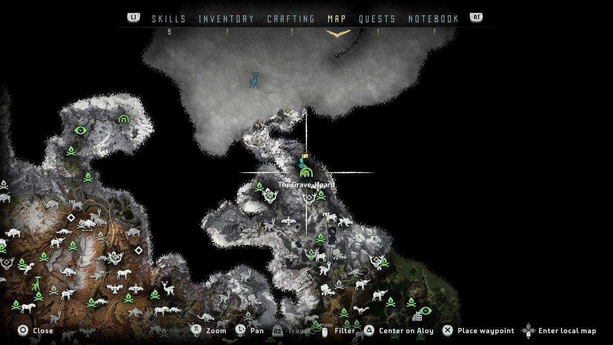 How to Access The Frozen Wilds DLC in Horizon: Zero Dawn - Guide