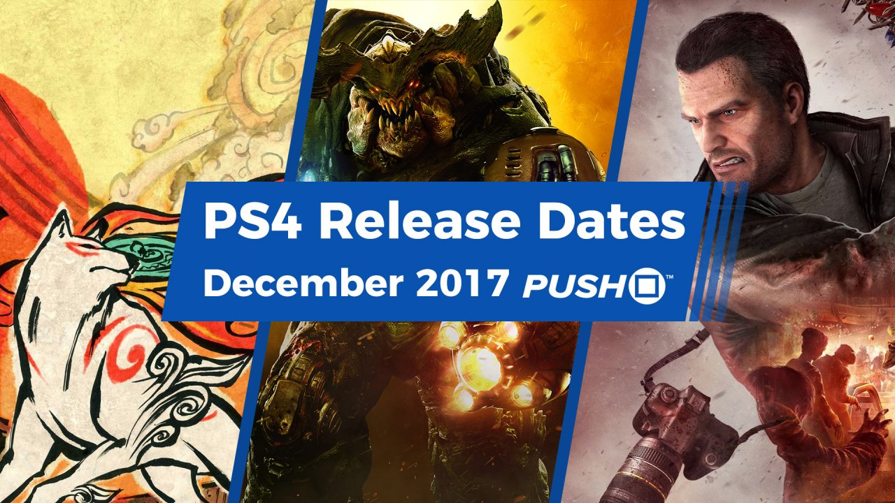 New Ps3 Game Release List : New ps games in december guide push square