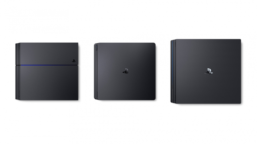 PS4 Pro vs PS4: How Big Are They?