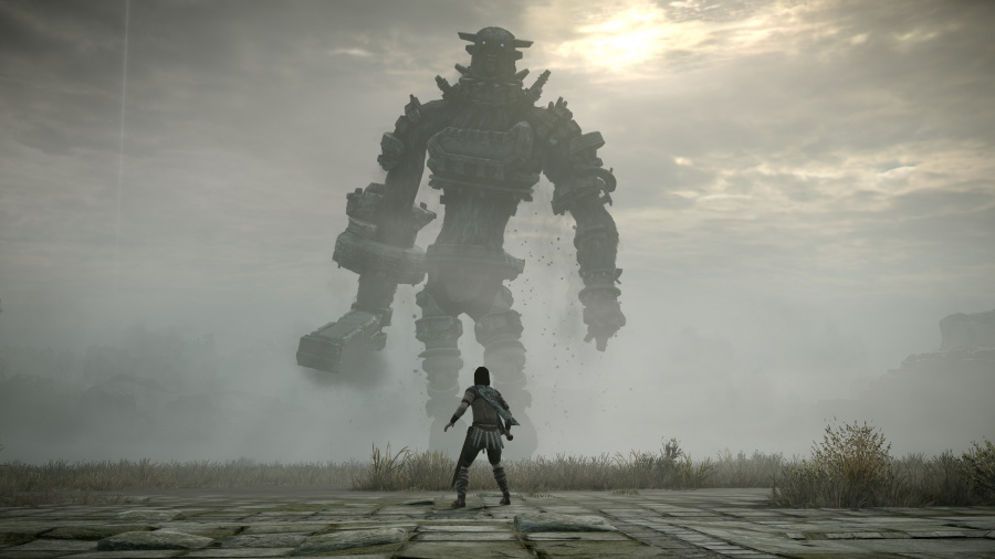 Shadow of the Colossus PS4 PlayStation 4 Hands On Preview 1