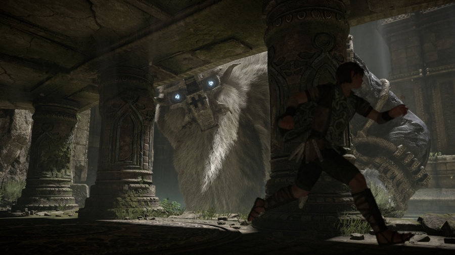 Shadow of the Colossus PS4 PlayStation 4 Hands On Preview 2