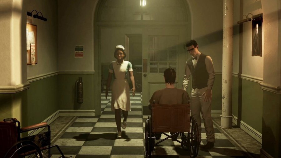 The Inpatient PS4 PlayStation VR Hands On 2