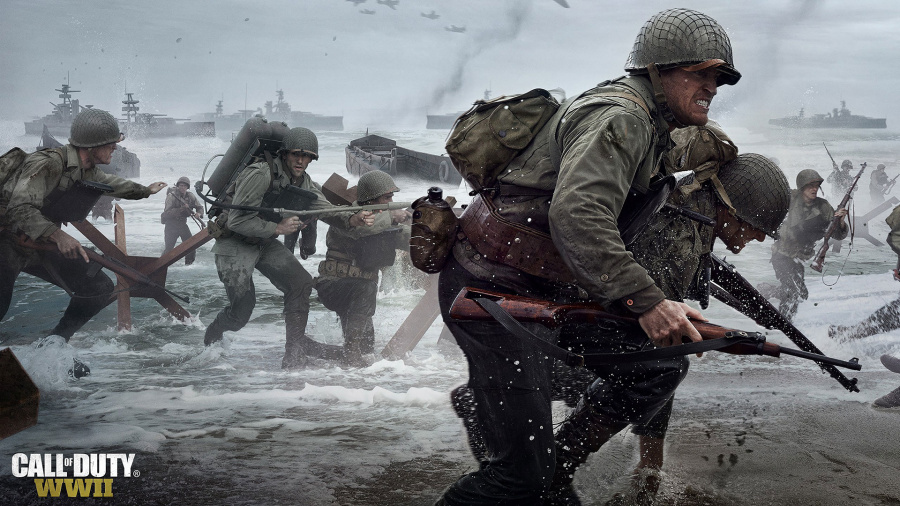 Call of Duty: WWII PS4 PlayStation 4 1