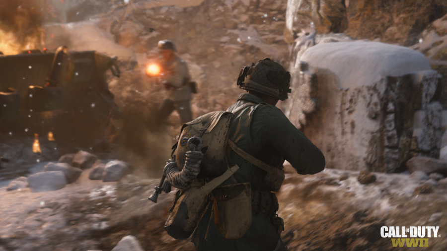Call of Duty: WWII PS4 PlayStation 4 4