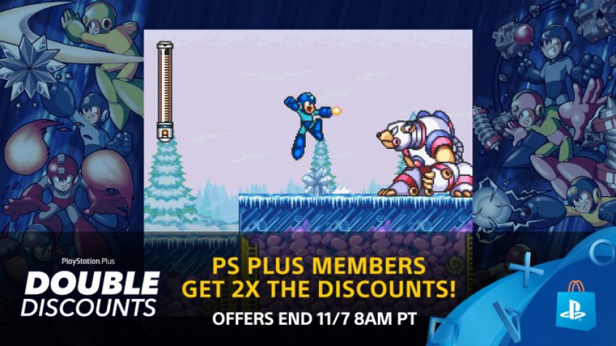 PlayStation Plus Double Discounts 1