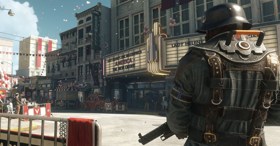 Wolfenstein II: The New Colossus PS4 PlayStation 4 3