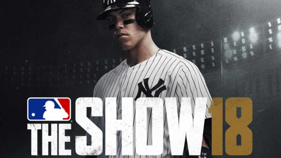 MLB The Show 18 PS4 PlayStation 4 Aaron Judge 1