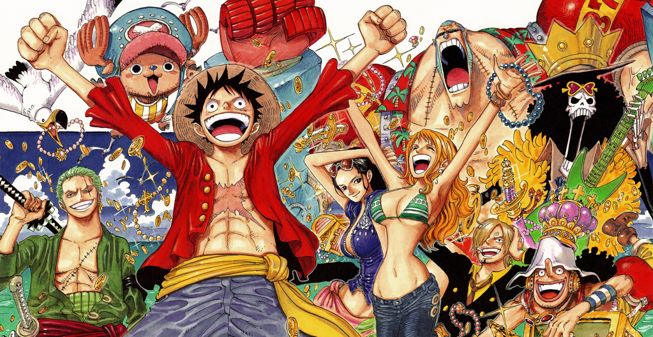 A New One Piece Action Game Is Adventuring to PS4 - Push ...