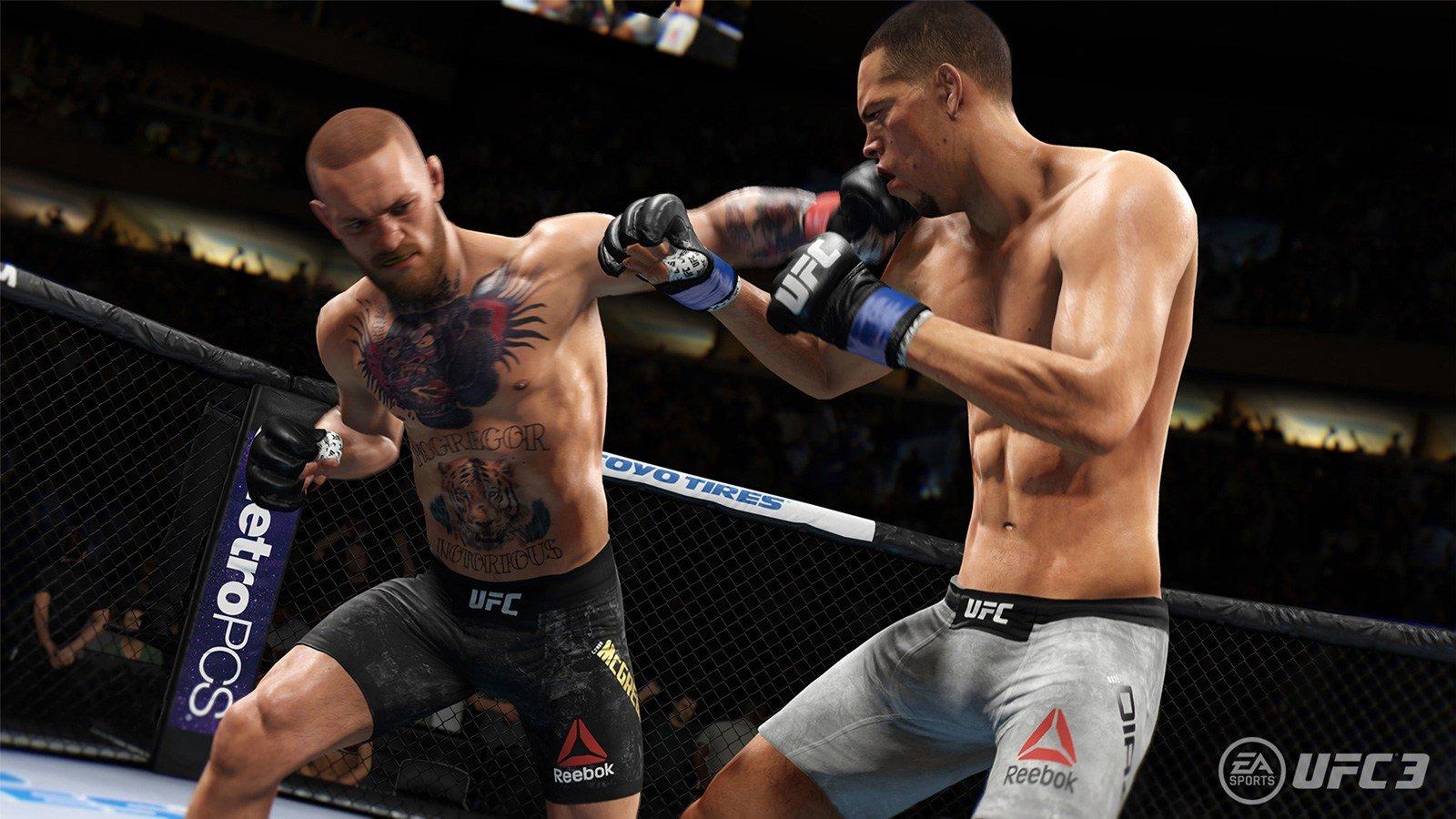 after the battlefront 2 scandal ea ufc 3 s beta sounds like a rh pushsquare com EA Sports EA Sports UFC Release Date