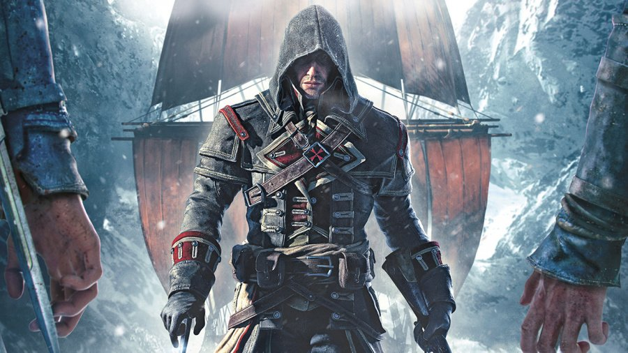 Assassin's Creed Rogue HD PS4 PlayStation 4 1
