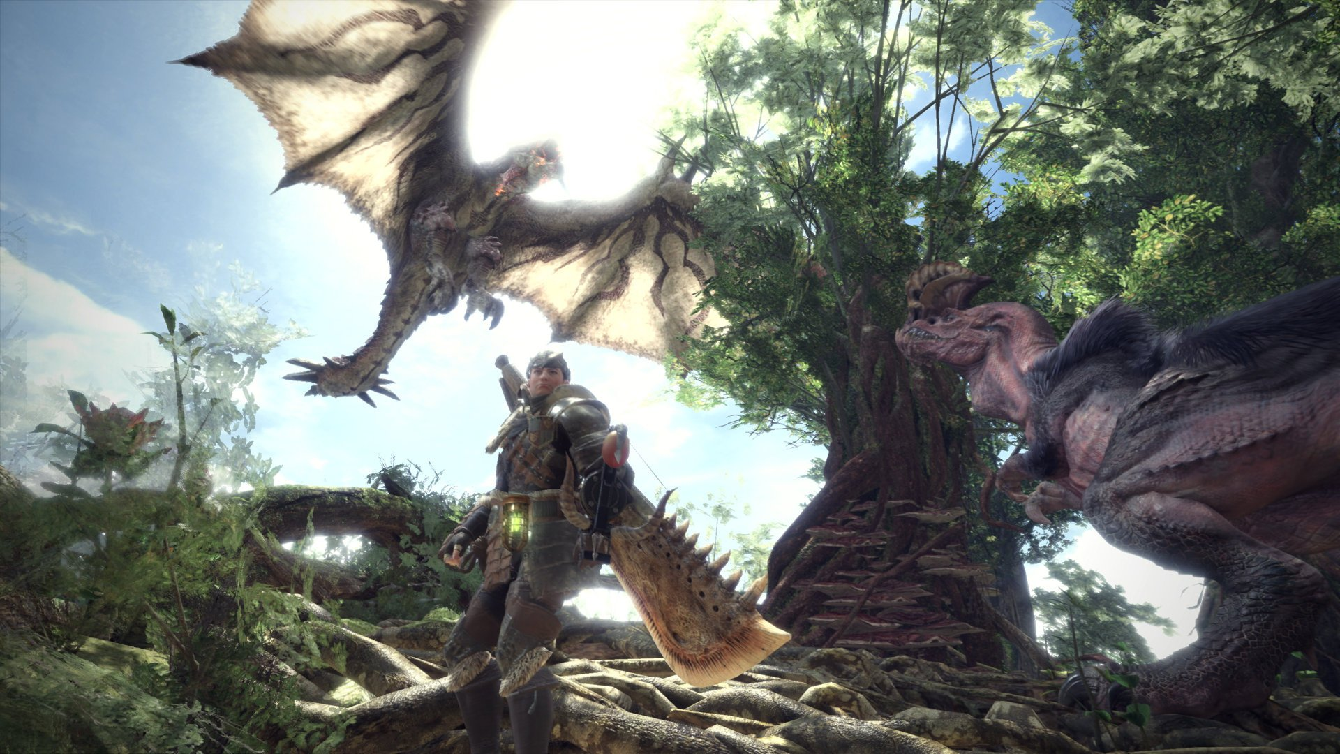 Monster Hunter: World to Add More Monsters as Free Post-Launch DLC