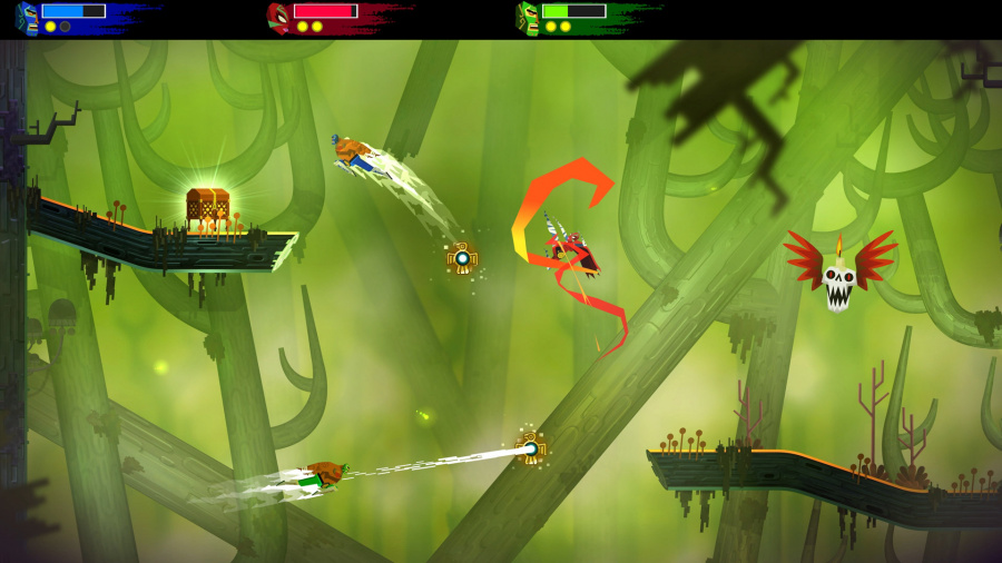Guacamelee 2 Ps4 Hands On PlayStation 4 2